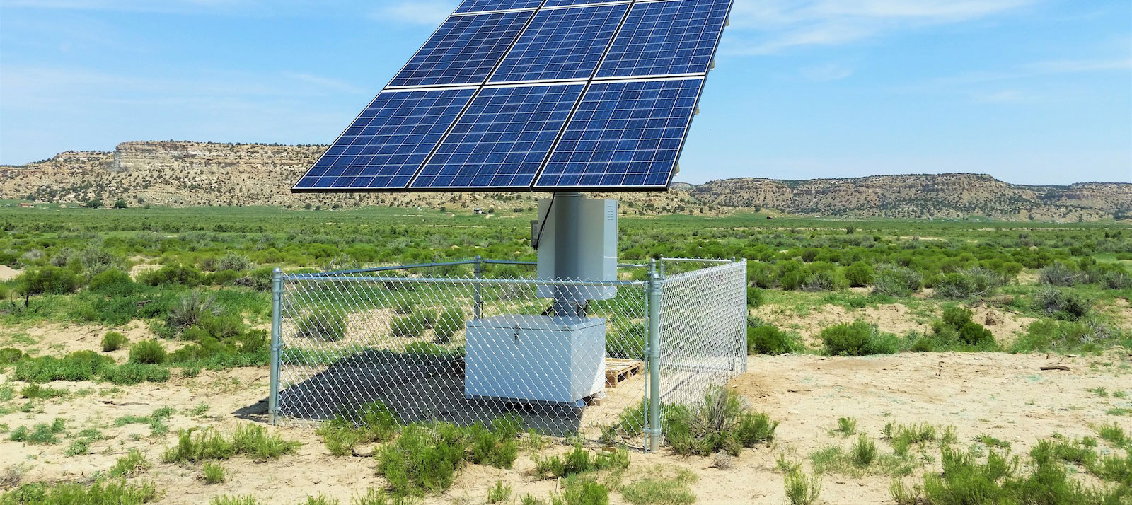 Off Grid Solar In Northern Arizona Flagstaff Prometheus How To Hook Up A Panel System Living Of The Electronic