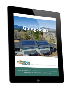10 things to know before going solar